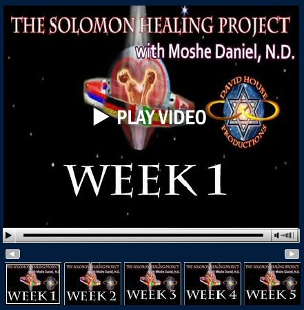 On Demand Previous TV Shows of the Solomon Healing Project